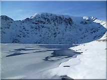 NY3415 : By Red Tarn by Michael Graham