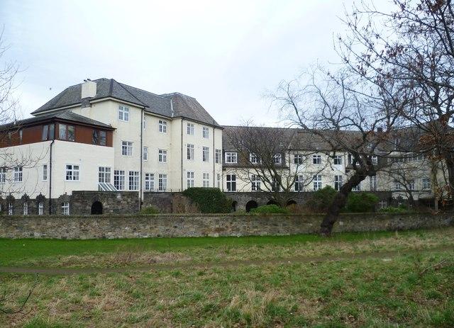 Former Elsie Inglis Memorial Maternity Hospital