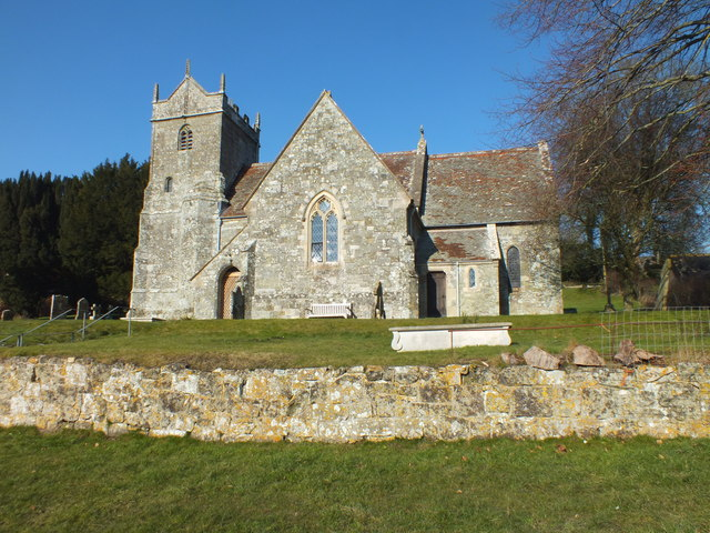 St Mary's Church- south elevation