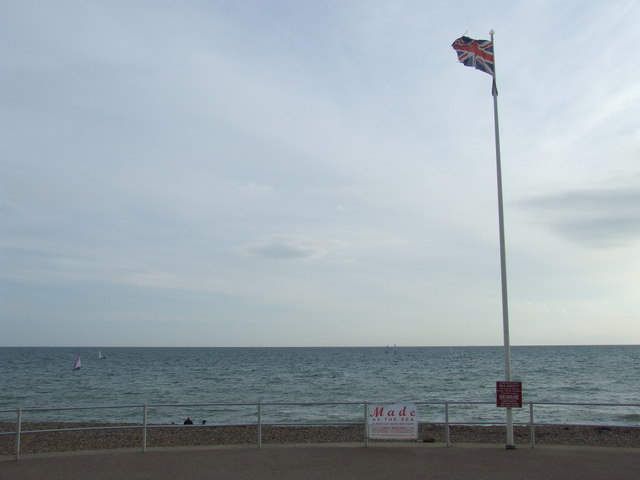 Union flag, Bexhill