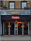 TQ3179 : The Young Vic Theatre, The Cut SE1 by Robin Sones