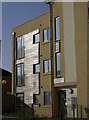 ST5970 : Wood and brick by Neil Owen