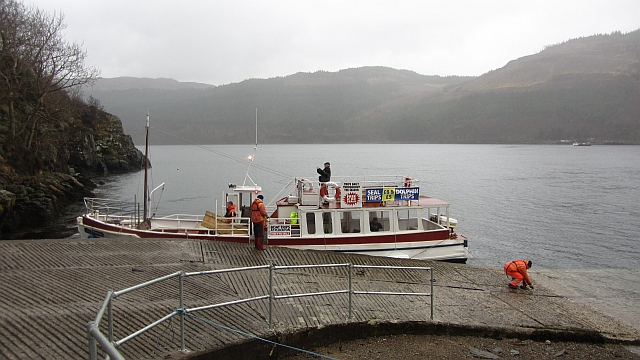 Ferry, Strome Ferry