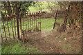 SE8000 : Church gates by Richard Croft