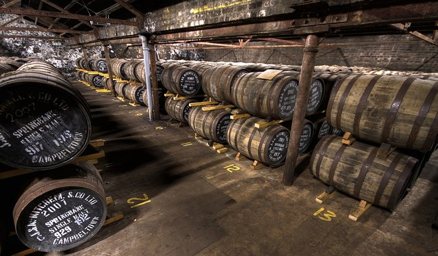 Springbank Distillery Warehouse No 4