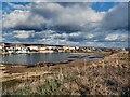 TQ1904 : Widewater Lagoon by Paul Gillett