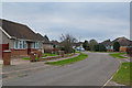 TQ2743 : Blundell Avenue by Ian Capper