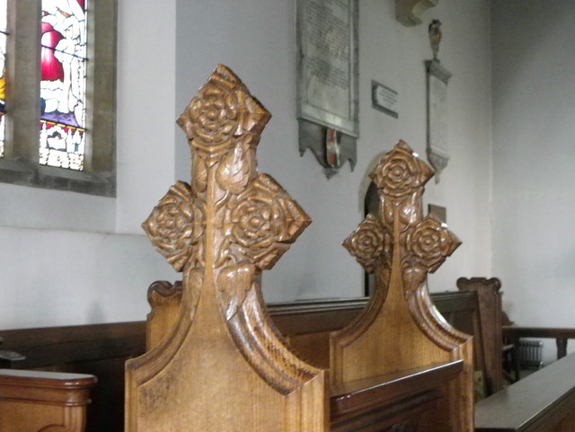 Detail, St Gregory's Church