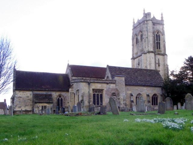 St Gregory's Church, Marnhull