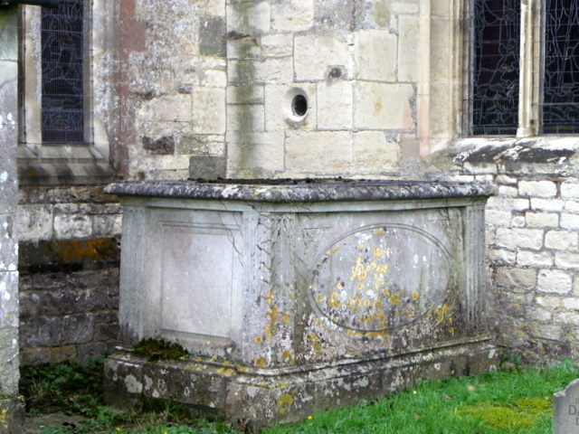 Tomb, St Gregory's Church