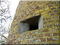 TG3717 : Ludham Bridge mill - WWII strongpoint beside the River Ant by Evelyn Simak