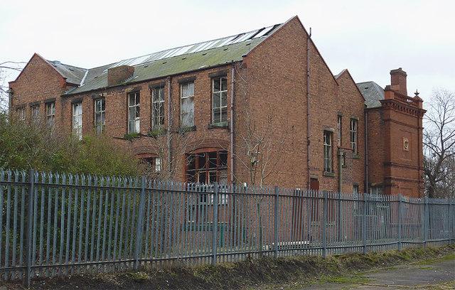 Bilston Technical School, Wolverhampton