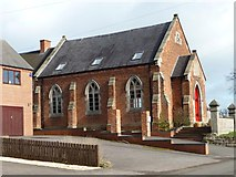 SK1638 : Converted chapel, Derby Lane, Great Cubley by Christine Johnstone