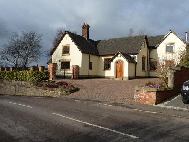 The Old School House, Great Cubley