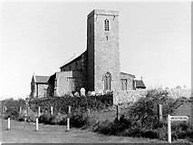 TG1743 : All Saints' Church, Beeston Regis by Penny Mayes