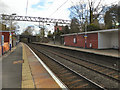 SJ8483 : Styal Railway Station by David Dixon