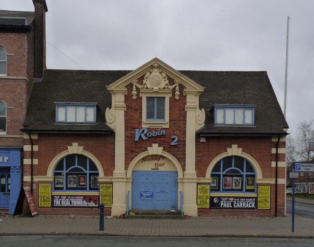 Former Drill Hall, Mount Pleasant, Bilston