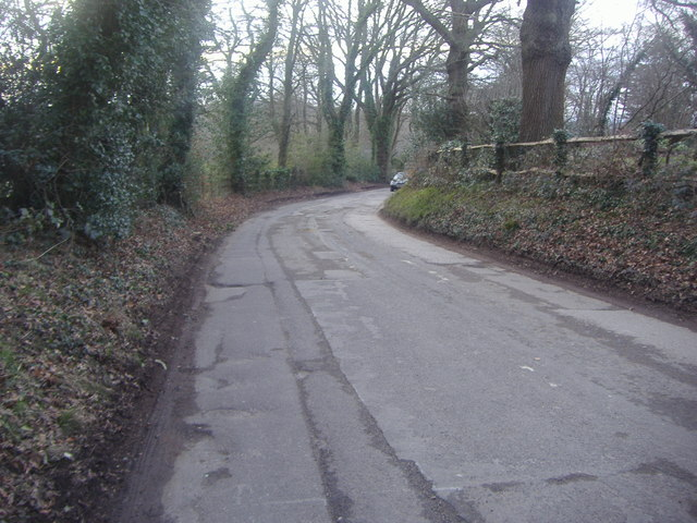 Hurst Road, Walton-on-the Hill