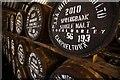 NR7120 : Springbank Distillery No 3 Bond by Steve Partridge