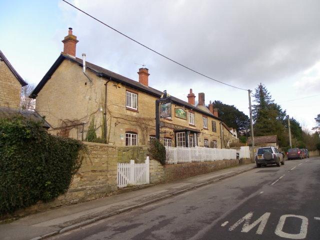 The Blackmore Vale Inn, Marnhull