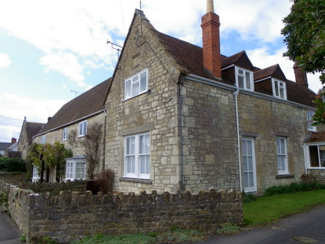 Jessamine Cottages, New Street