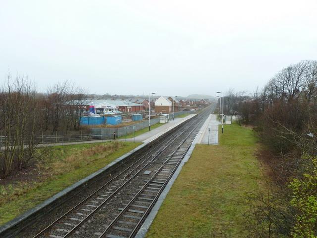 Roose Railway Station, Barrow-in-Furness