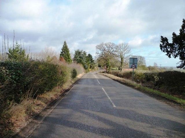 Long Lane, Alkmonton