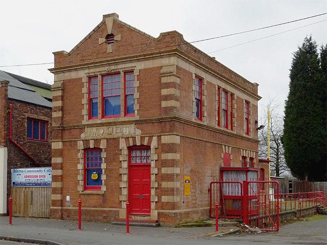Former Tramways Offices in  Bilston, Wolverhampton