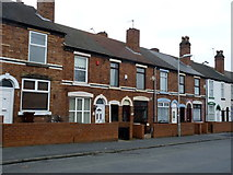 SO9596 : Houses on Becket Street by Alan Murray-Rust