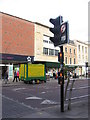 TG2208 : St. Stephen's Street, Norwich by Virginia Knight
