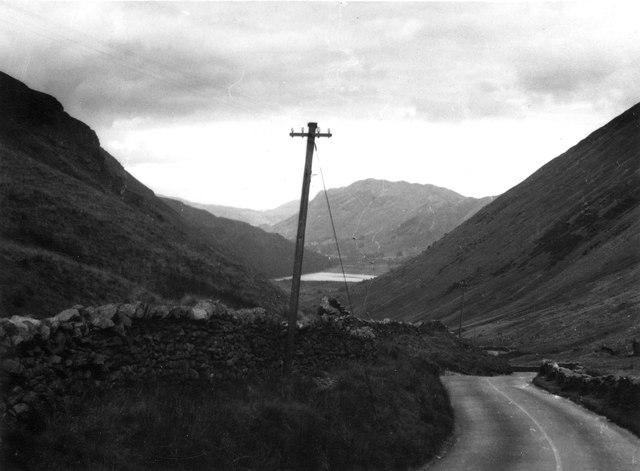 Kirkstone Pass - 1957