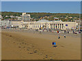 ST3161 : Weston-Super-Mare - View From The Pier by Chris Talbot