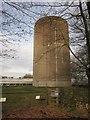 ST1305 : Water tower on Long Lane by Derek Harper