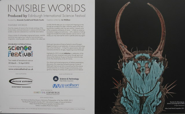 Invisible Worlds - Introductory Panel [1]