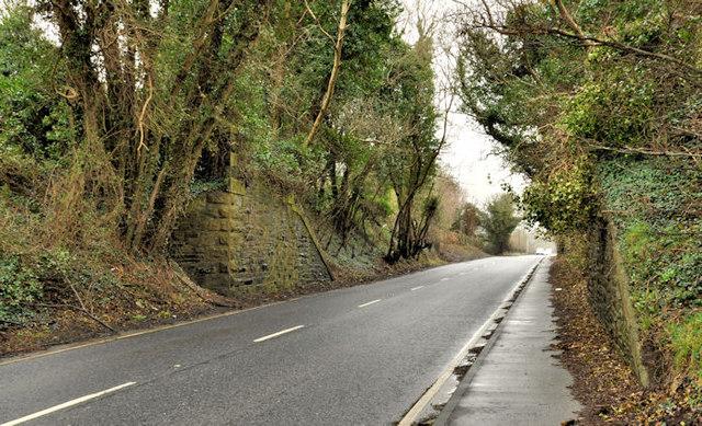 Old railway, Downpatrick (1 of 4)