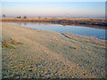 SK8165 : River Trent near Sutton by Trevor Rickard
