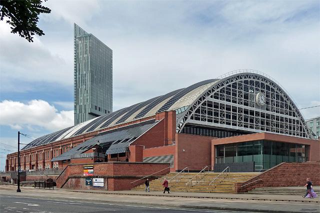 G-Mex Centre, Windmill Street, Manchester