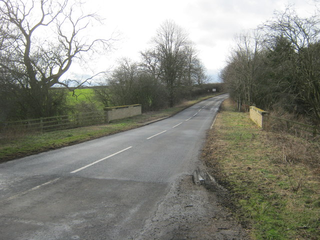 Road bridge over Little Stainton Beck