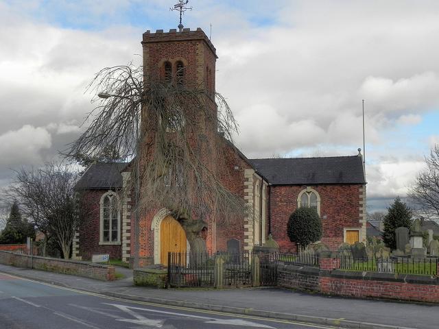 The Parish Church of St Luke, Lowton