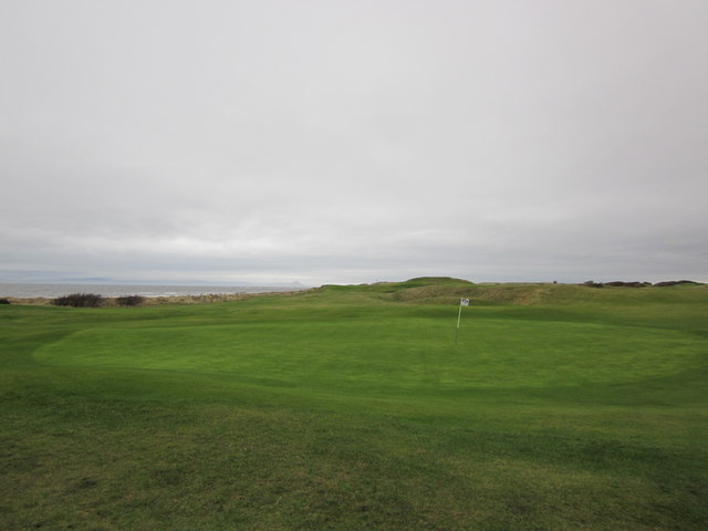 Turnberry Links Course