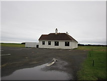 NS2005 : Old Club House by Billy McCrorie