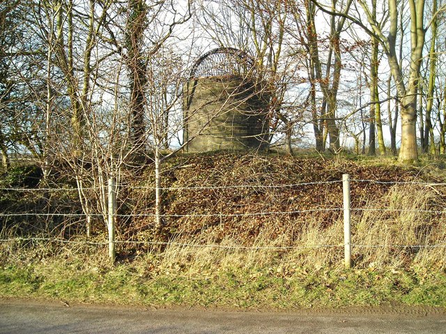 Air shaft for Butterley Tunnel