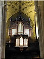 ST6316 : Organ, Sherborne Abbey by Maigheach-gheal