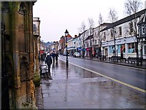 ST5038 : High Street by Chris McAuley