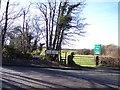 SJ5072 : Road junction at Manley by Raymond Knapman