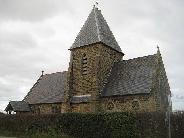 Church of All Saints, Hawsker-cum-Stainsacre (1)