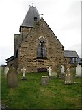 NZ9208 : Church of All Saints, Hawsker-cum-Stainsacre (4) by Mike Kirby