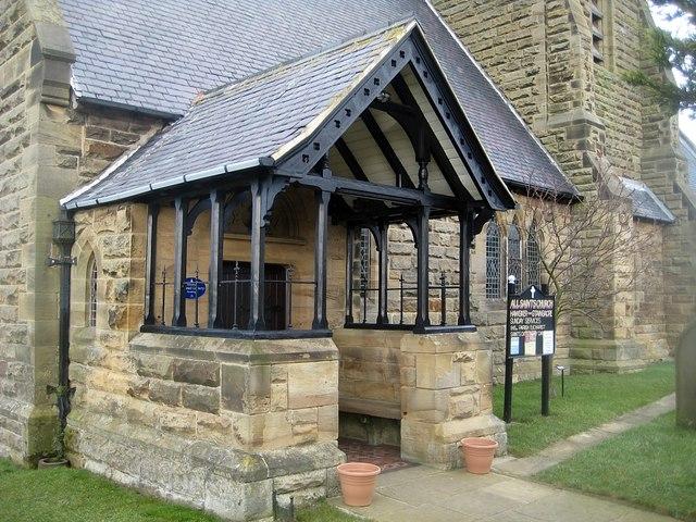 Church of All Saints, Hawsker-cum-Stainsacre (5)