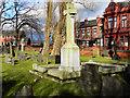 SD6001 : Maypole Colliery Disaster Memorial, Abram Parish Church by David Dixon