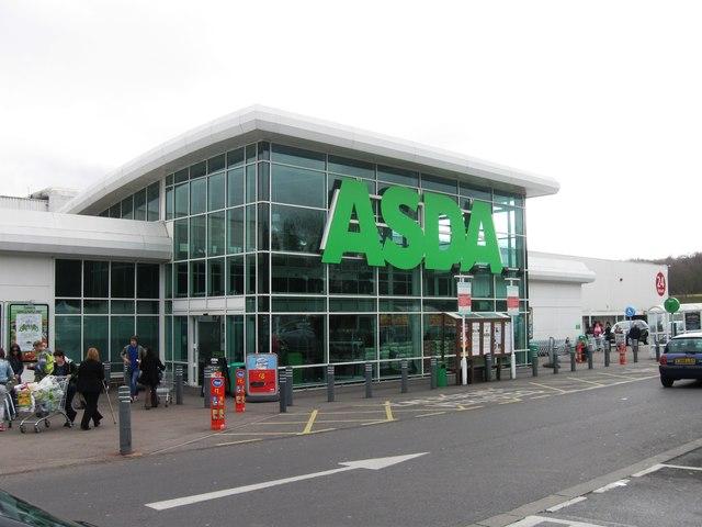 ASDA superstore, Eastleigh